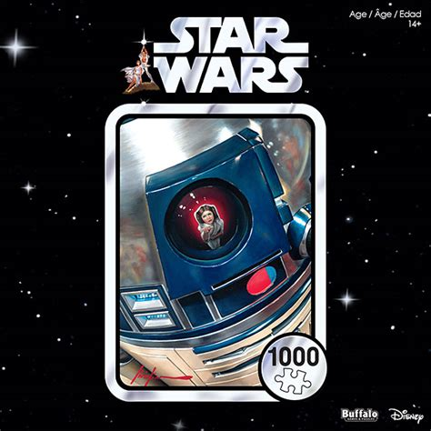 wars anniversary wars 40th anniversary you re my only 1000pc puzzle thinkgeek