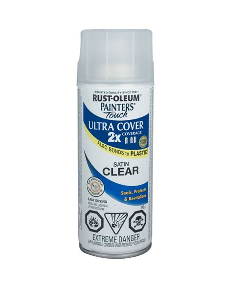 spray painter canada painter s touch 2x satin clear 268409 canada discount