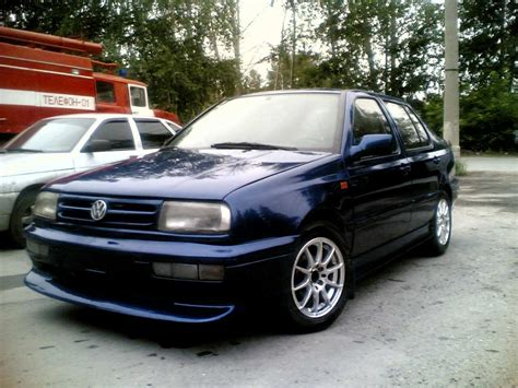 volkswagen vento 1994 1994 volkswagen vento pictures 1 8l gasoline ff
