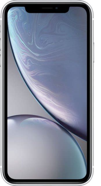 apple iphone xr 128gb white at t mt012ll a best buy