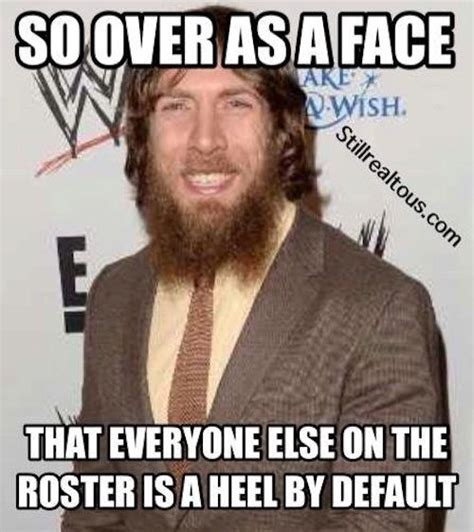Daniel Bryan No Meme - 3 storms which wwe avoided wrestling amino