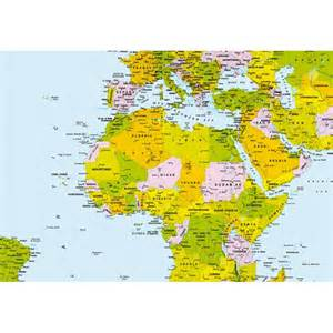 Wall Mural Map Of The World wall murals photo wallpapers gt wall murals 8 parts gt map of the world