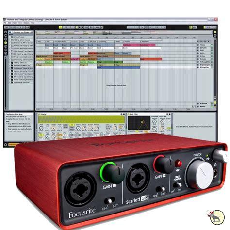 special edition home recording studio bundle mic monitors