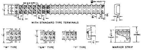 terminal block diagram terminal blocks renfrew electric terminal blocks