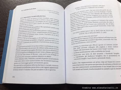 libro strategy a history libri su facebook per imparare il social media marketing elena farinelli official blog
