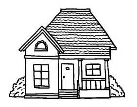Desenho De Casas desenho de casa de campo para colorir colorir com