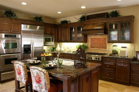 Interior Kitchen Decoration 44 Kitchens With Wall Ovens Photo Exles