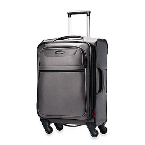 Samsonite Hyperspin 21 Upright by Samsonite 174 Lift 21 Inch Upright Expandable Spinner In Charcoal Bed Bath Beyond