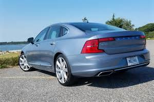 Volvo S90 Review 2017 Volvo S90 Review