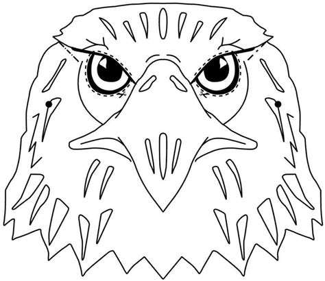 philadelphia eagles coloring pages printable printable pictures of eagles many interesting cliparts