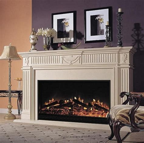 Electric Fireplace Mantel Designs by Best 25 Electric Fireplace With Mantel Ideas On