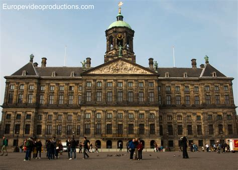 amsterdam museum royal photo royal palace in amsterdam in the netherlands