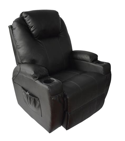 vibrating recliners with heat massage recliner sofa chair vibration heat w control