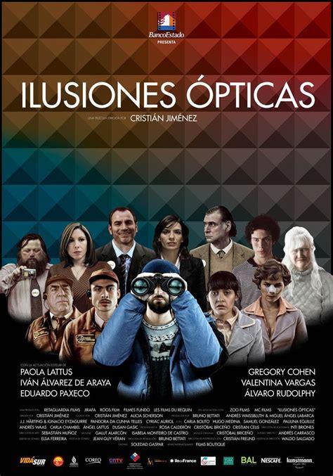 Ilusiones Opticas Jimenez   ilusiones 243 pticas 2009 filmaffinity