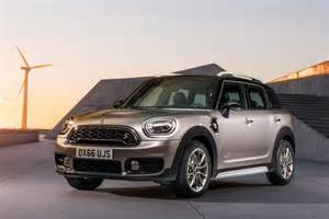 Mini Cooper Countryman 0 60 Mini Countryman Cooper S E All4 2017 F60 Second