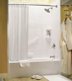 One Piece Bath And Shower bath fitter custom renovations transform baths with speed