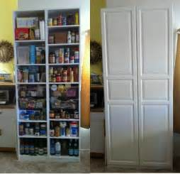 Ikea Kitchen Pantry by Ikea Hackers Pax Pantry In The Kitchen Pinterest