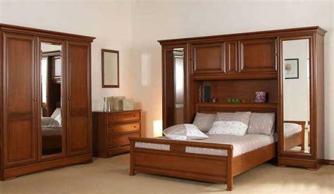 grande armoire lit conforama bois massif avec commode 3