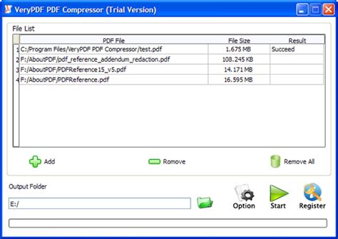 compress pdf for web viewing rogai info software details for verypdf pdf compressor 2 0