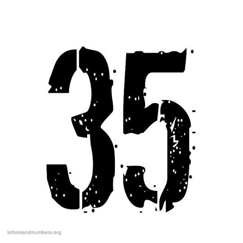 printable numbers 1 35 printable army numbers 1 to 50 letters and numbers org