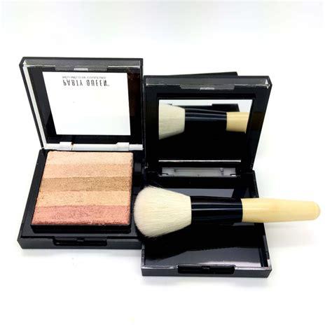 Lt Pro Powder Blush On Palette bronzer powder blush and highlighter makeup pro eye shadow palette set tanning