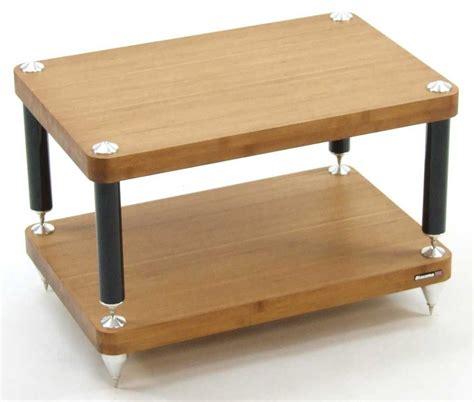 Eco Stand 1 atacama evoque eco medium bamboo hifi stand 2 tier
