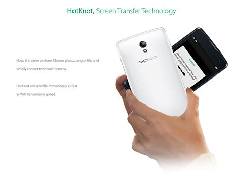 Hp Oppo Yoyo oppo yoyo android smartphone with knot feature gizmochina