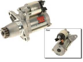 Automatic Starter For Toyota Camry 2010 Toyota Camry Remanufactured Starter Motor L4 2 5 V6 3
