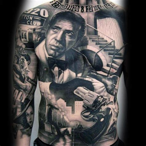 mafia tattoo designs 75 tattoos for bold design ideas