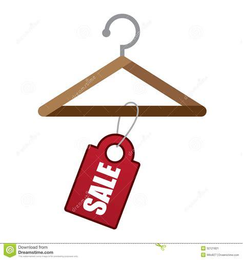 Sale Hanger hanger sale stock image image 32121821