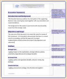 How To Write A Business Case Template Business Case Template Questionnaire Template
