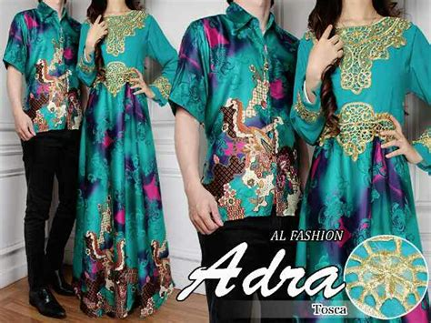 Model Baju Kapel model baju batik motif modern dress terbaru