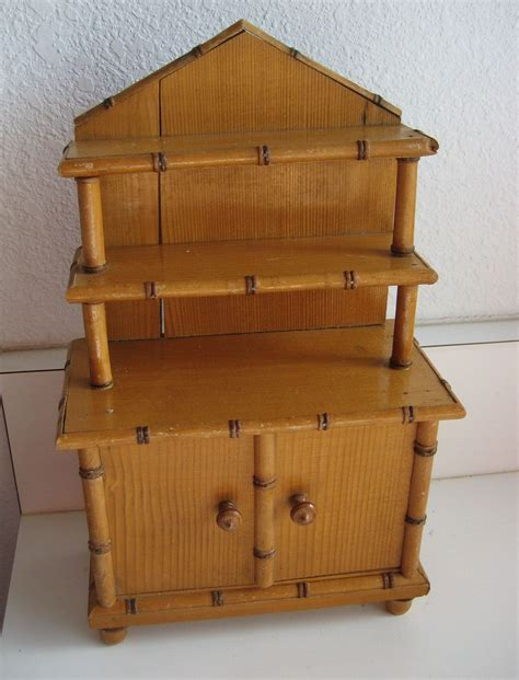 l attitudes bamboo bedroom furniture antique miniature french maple wood faux bamboo doll