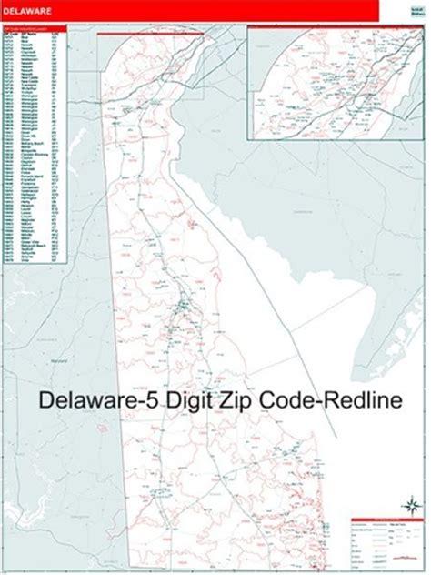 zip code map delaware delaware zip code map from onlyglobes com