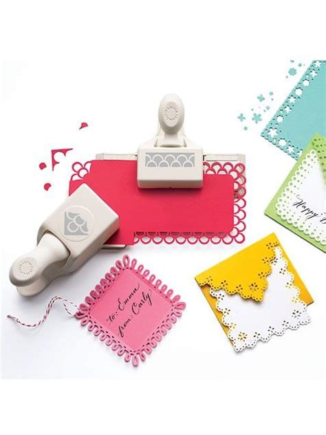 Papercraft Punches - 201 best images about punch magic on craft