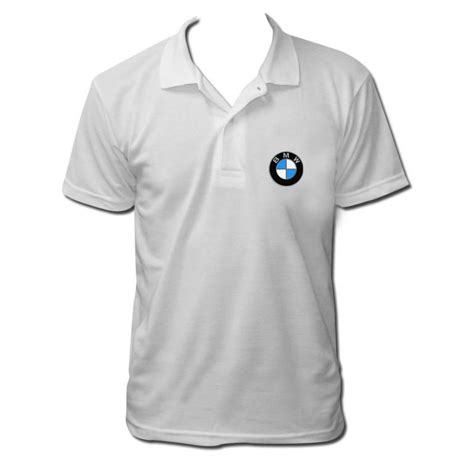 Kaos 3d Walking Dead Dewasa polo bmw blanc