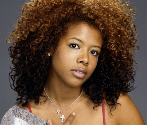 puffy woman curly hair your africa is showing hair crush kelis