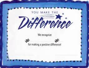 employee recognition certificates templates free certificates templates free
