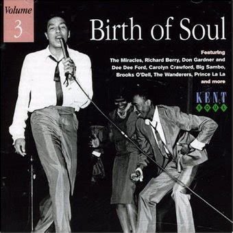 Kent Birth Records Birth Of Soul Volume 3 Cd 2001 Kent Records Uk Oldies