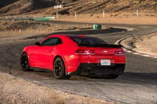 2015 chevrolet camaro z28 vs porsche 911 gt3 rear three