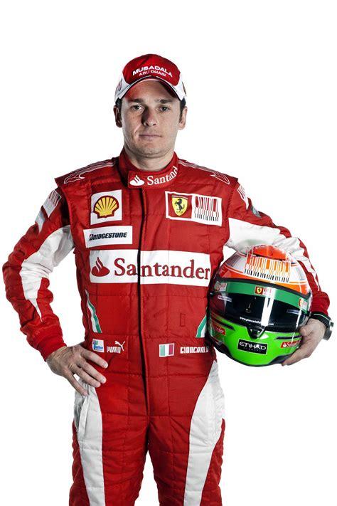 racing driver giancarlo fisichella g force a formula 1 blog
