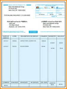 doctor bill template reciept template ebook database