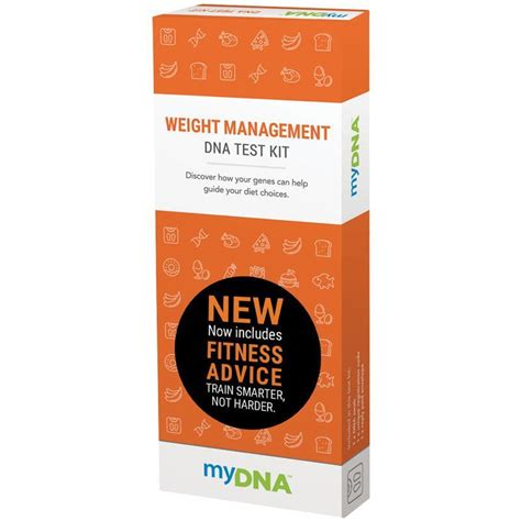 Manages To Delay Paternity Testing For by Chemist Warehouse Mydna Weight Management Dna Test Kit