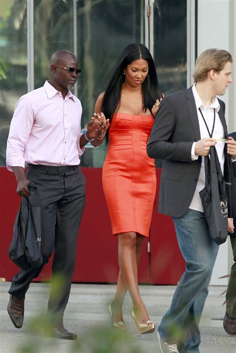 Kimora Simmons New Boyfriend Dijimon Hounsou Snarky Gossip by Kimora Simmons And Djimon Hounsou Leaves The Spirit