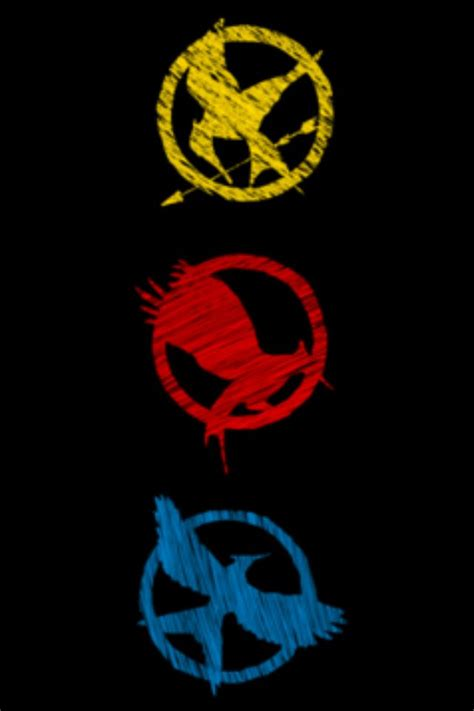 hunger games symbols books worth reading music worth