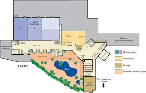 orange county convention center floor plan orange county convention center floor plans orange