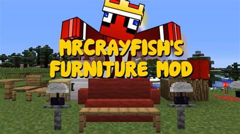 1 8 9 1 8 mrcrayfish s furniture mod v4 0 the outdoor mrcrayfish s furniture mod 1 8 1 7 10 1 7 2 1 6 4 1 5 2