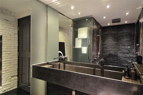 minimal zen bathroom modern bathroom hong kong