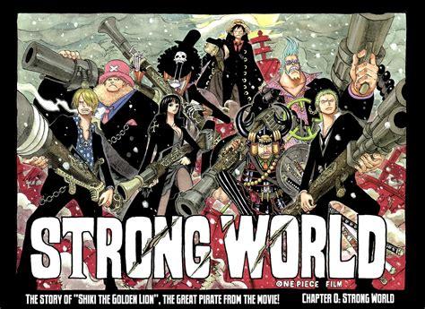 film one piece strong world one piece film strong world one piece film strong world