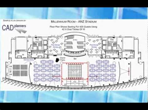 event layout tool cad planners event layout software youtube